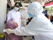Rapid Test Antigen di Terminal Poris Plawad Pastikan Penumpang dan Pengemudi Bebas Covid-19