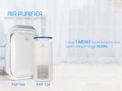 Polytron Air Purifier, Cegah Berbagai Penyakit Berbahaya Karena Udara Kotor