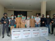 Ribuan Vaksin Tiba di Tangsel, Dinkes Siap Menyalurkan