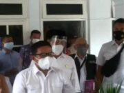 Proses Vaksinasi Pejabat Se Banten