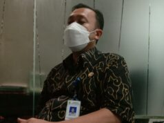 Fachri Yudi, Kepala Bidang Pembangunan pada Disperkim Kota Tangerang