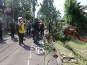 Walikota Tangsel Kunjungi Titik Bencana