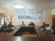 Kunjungi Kantor Pusat SMSI, Ketum PRD, Bahas Masa Depan Bangsa