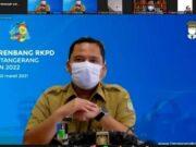 Musrenbang, Arief Paparkan Empat Program Prioritas di 2022