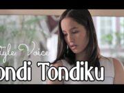 Lirik Lagu Tondi Tondiku