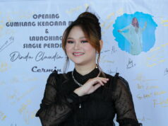 Dinda Claudia Rilis Single Religi Cermin