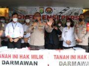 Sengketa Lahan 45 Hektare di Pinang, Polisi Tetapkan Darmawan Tersangka Mafia Tanah