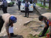 Kecelakaan Maut di Kota Tangerang, Pemotor Tergilas Roda Truk Fuso