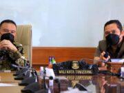 Kunker Wakil Ketua DPR RI, Wali Kota Tangerang Sampaikan Aspirasi Soal Persikota