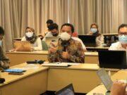 Walikota Tangerang Usulkan Konsep Penataan Ruang Ke Kementerian ATR/BPN
