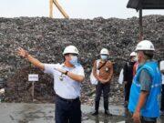 Komisaris Utama PLN Tinjau Teknologi Sampah RDF TPA Rawa Kucing