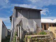 Saluran air yang dikelola oleh pihak swasta di Perumahan Kembang Harum 2.