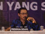 Hilman Sony Permana, SH selaku Sekretaris Jenderal DPP Ormas Badak Banten.