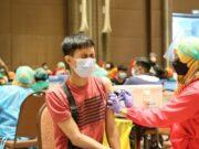 Dinkes Siapkan 20 Ribu Dosis Vaksinasi Bagi Pelaku UMKM Kota Tangerang