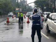 Dari 2 Titik Penyekatan di Kota Tangerang, 133 Kendaraan Pemudik di Putar Balik
