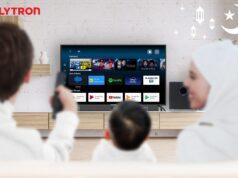 Polytron Smart Cinemax Soundbar Android 4K