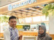 Saladstop! Sertifikasi Halal dari LPPOM MUI
