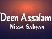 Lirik Lagu Deen Assalam