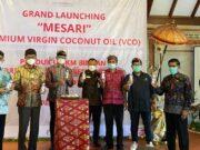 Dorong Pengembangan UMKM, Elnusa Petrofin Gelar Peluncuran Mesari Premium VCO