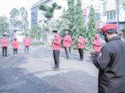 Spirit Bela Rakyat dan Gotong Royong, PDI Perjuangan Kota Tangerang Gelar Upacara Harlah Pancasila 1 Juni