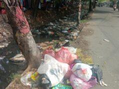 Kumuh dan Bau, Bersih-Bersih Kali Sipon Akankah Sadarkan Masyarakat?