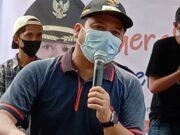 Soal Pasar Sipon, Wali Kota: Jalan Irigasi Dibangun Untuk Mengurai Kemacetan, Dijadiin Pasar!