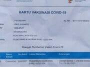 Warga Pinang Kota Tangerang Meninggal Setelah Vaksin Covid-19, Begini Ceritanya