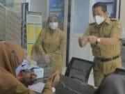 ASN Kota Tangerang Bantu Administrasi dan Pendataan Covid-19 di Labkesda