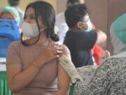 Vaksinasi Covid-19 di Puspem Hanya Layani Warga Ber-KTP Kota Tangerang