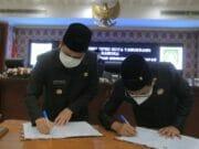 Raperda Pertanggungjawaban APBD 2020 Disahkan DPRD Kota Tangerang