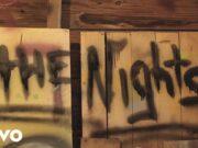 Lirik Lagu The Nights