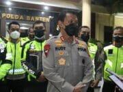 Kapolda Banten: Mulai Pukul 00.00 Wib, Semua Pintu Masuk-Keluar Banten Ditutup