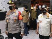 Patroli PPKM Darurat, Polres Metro Tangerang Kota Terjunkan 120 Pemburu