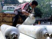 Mulai Besok! Warga Kota Tangerang Bisa Isi Oksigen Gratis, CSR dari 3 Perusahaan Gas
