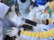 Pemkot Tangerang Uji Coba Mekanisme Baru Vaksinasi Melalui Handphone