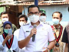 Pemkot Tangsel Bersama Mahasiswa Tangerang Raya Distribusikan Vaksin