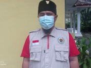 Fahdi Khalid Ketua PWI Kabupaten Lebak.