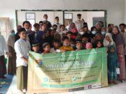 Momen Idul Adha, Kelompok Pemuda AGUNA Santuni Anak Yatim