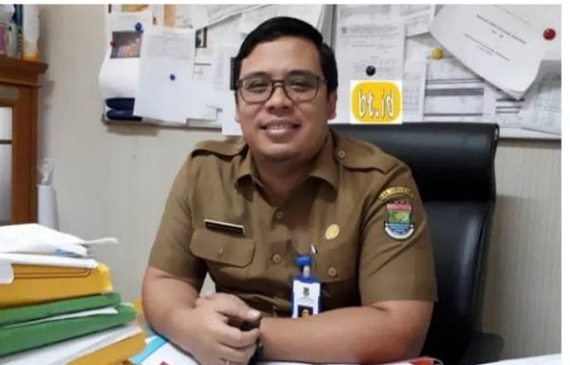 Kepala Bidang Pajak Daerah PBBP2 dan BPHTB Pada Bapenda, Dwi Chandra Budiman