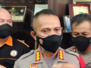Kapolres Ingatkan Masyarakat Kota Tangerang Tidak Buat Kartu Vaksin Palsu