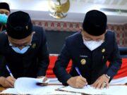 Nota Kesepakatan KUA-PPAS 2022 Kota Tangerang, Berikut Angkanya