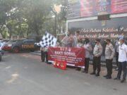 4.000 Sembako Disebar di 12 Polsek Jajaran Polres Metro Tangerang Kota