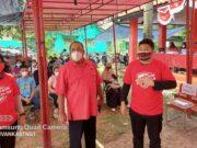 Kegiatan Vaksinasi DPC PDI Perjuangan Kabupaten Tangerang.