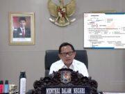 Mendagri: Kepala Daerah Harus Bersinergi dan Luruskan Niat Mengabdi untuk Rakyat