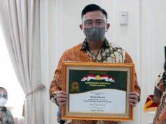 Provinsi Banten Raih Peringkat 3 Nasional Peningkatan Produktifitas Padi
