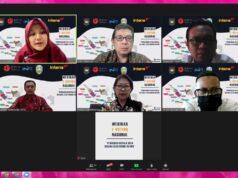 """Kemendagri Gelar Webinar Nasional """"Pemilihan Kepala Desa Secara Elektronik Voting"""