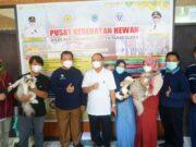 Tangkal Penyakit Rabies, Pemkab Pandeglang Gelar Vaksinasi Hewan Peliharaan