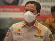 Jangan Lalai Prokes, Kasus Harian Covid-19 Kota Tangerang Turun Drastis