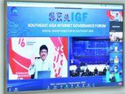 Menkominfo Johnny Dorong Tanggung Jawab Bersama Hadapi Serangan Siber