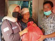 LDKM, Mahasiswa Fakultas Ekonomi Unis Tangerang Berbagi Dimasa Pandemi